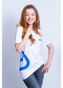 Mapei póló nagy oldal logóval