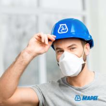 Védőfelszerelés csak építőipari szakembereknek!